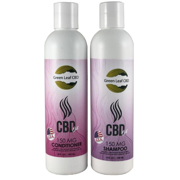 CBD Hair Products