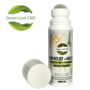 CBD Pain Relief Gel Roll-On