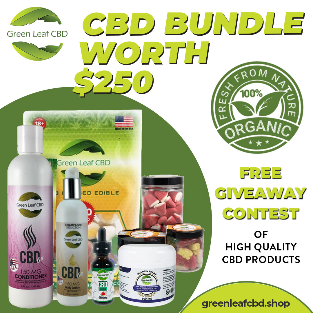 cbd giveaway