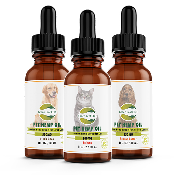 CBD Pet Tincture