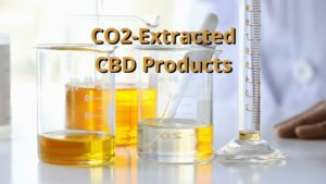 CO2-Extracted CBD Products